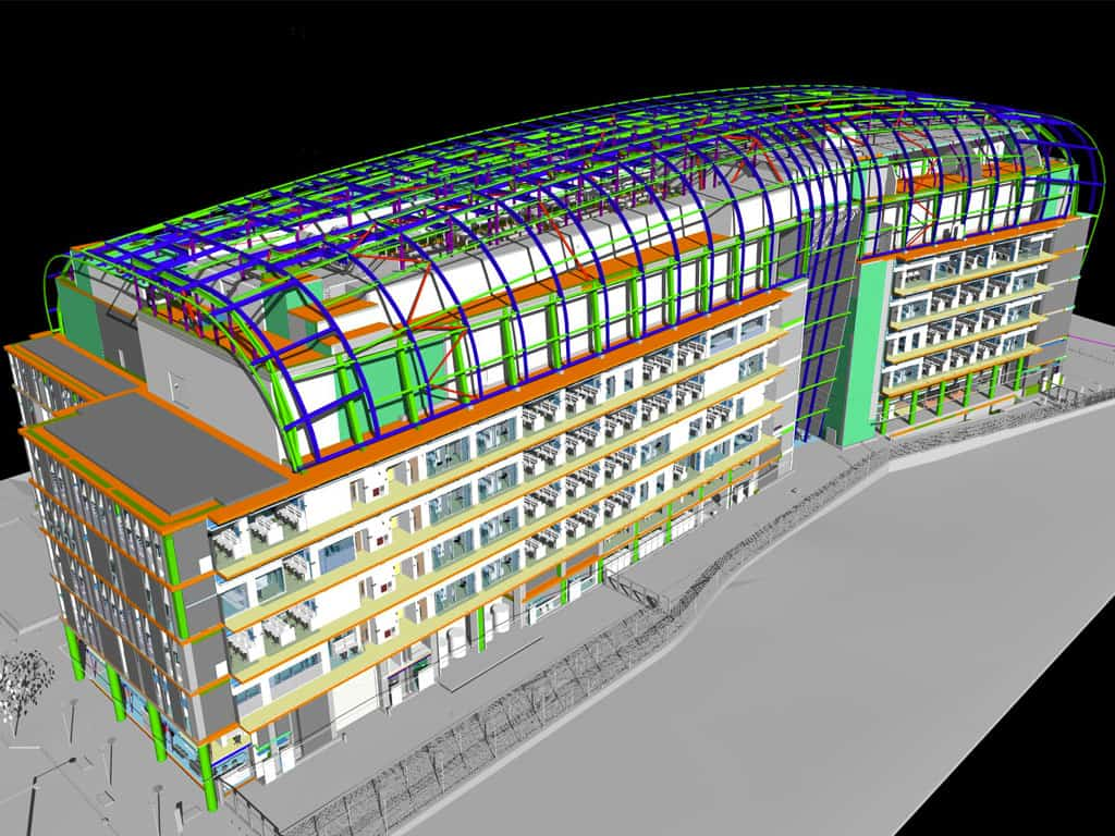 MKA Drafting Consulting Services Building Information Modeling